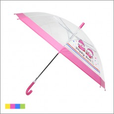 해피아리 투명비닐우산