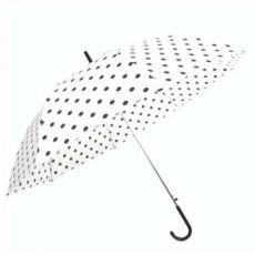 컬러땡땡이 무늬 비닐우산